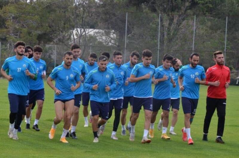 Serik Belediyespor, Bodrumspor maçına hazır