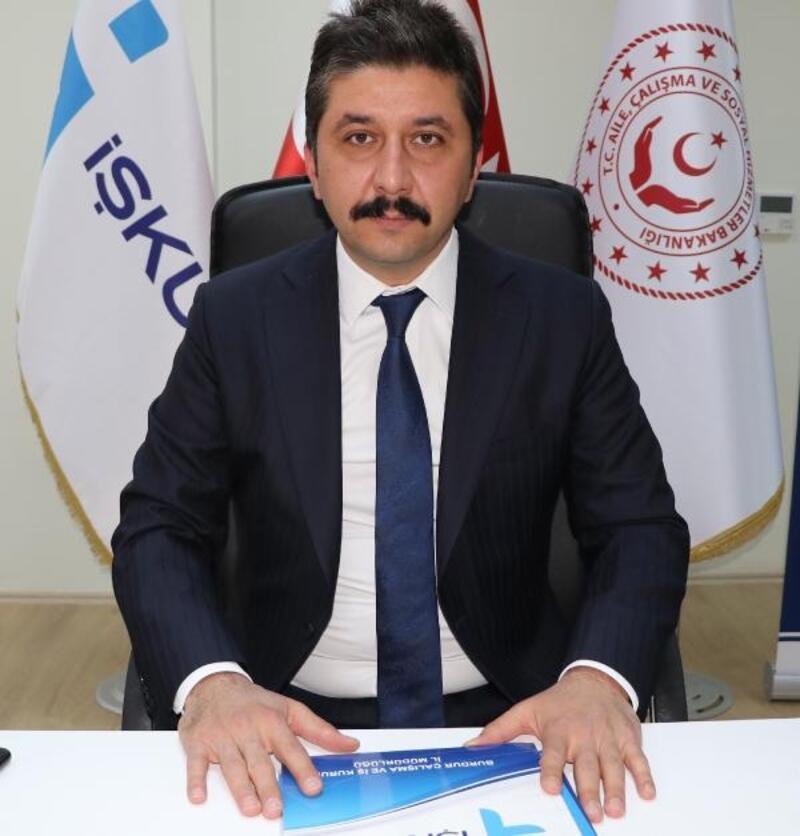 Burdur'da 3 ayda 1364 kişi işe yerleştirildi
