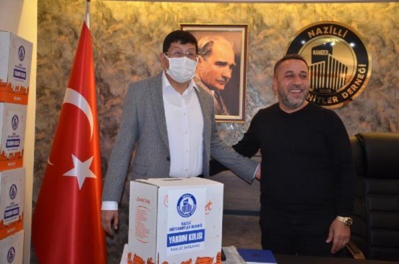 Nazilli Belediyespor'a 100 bin TL prim