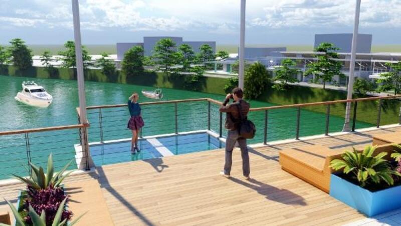 Rauf Denktaş Köprüsü 'Müze Köprü' oluyor