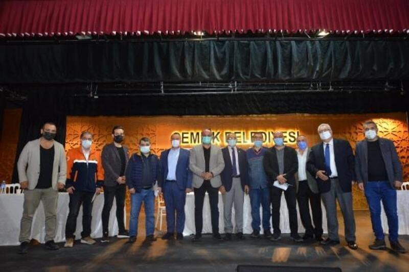 Gemlik Belediyesi'nce esnafa yardım kampanyası düzenlendi