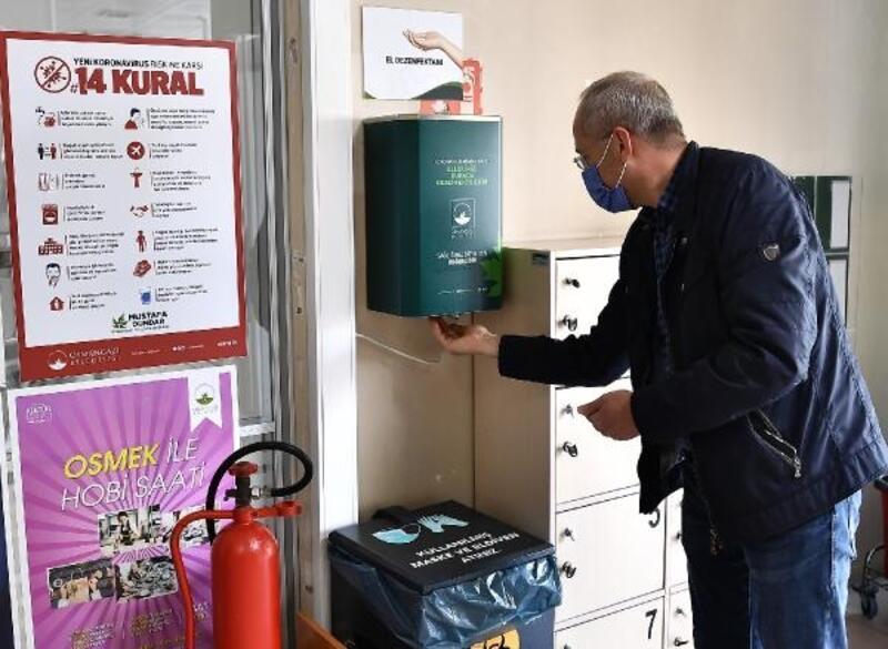 Osmangazi Belediyesi'nden 'Güvenli Alan' çalışması