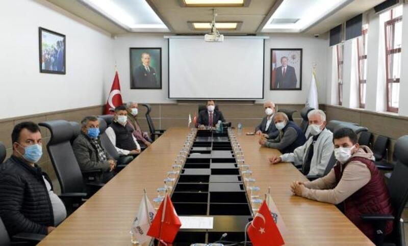 Süleymanpaşa Belediyesi, 'tam kapanma'da seracıların ürünlerini alacak