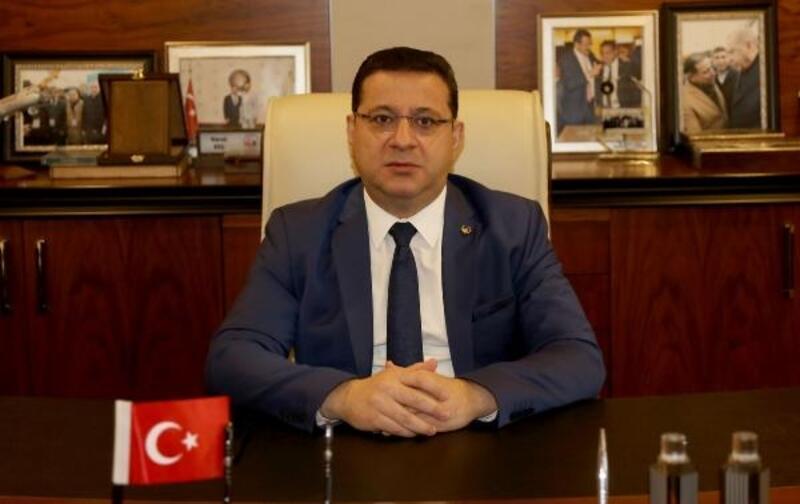 Başkan Eken'den '1 Mayıs' mesajı