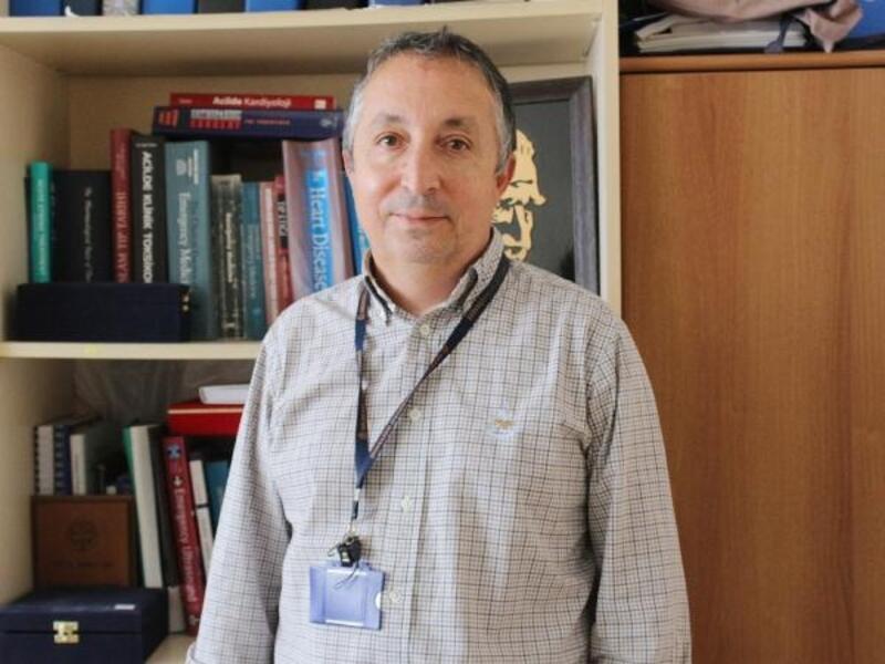 Akdeniz Üniversitesi Hastanesi'nde başhekim değişti