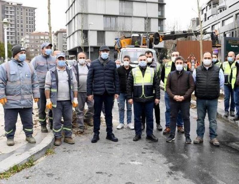 Beşiktaş Belediye Başkanı Akpolat'tan 1 Mayıs mesajı