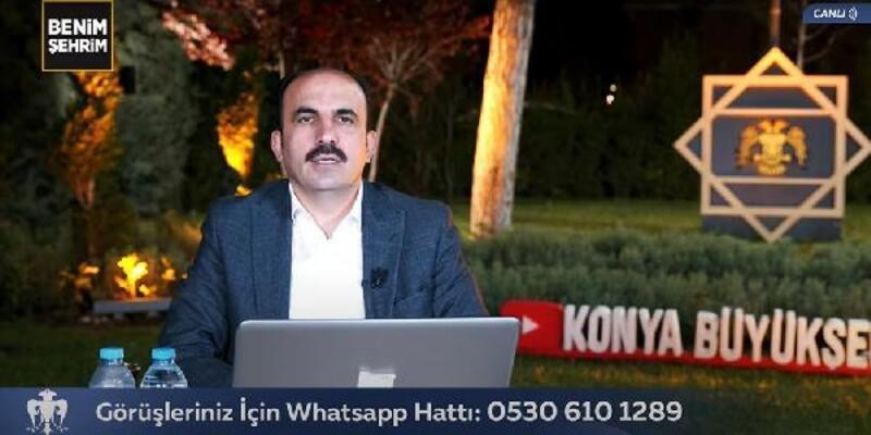 Konya'nın 28 ilçesine 700 milyon liralık yatırım