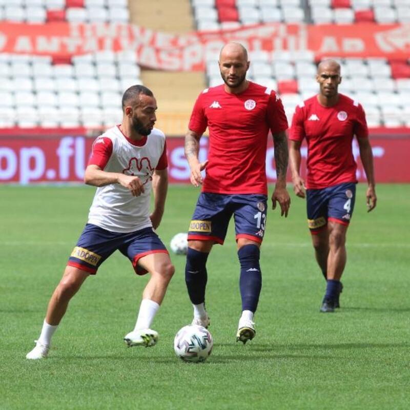 Antalyaspor galibiyet özlemine son vermek istiyor
