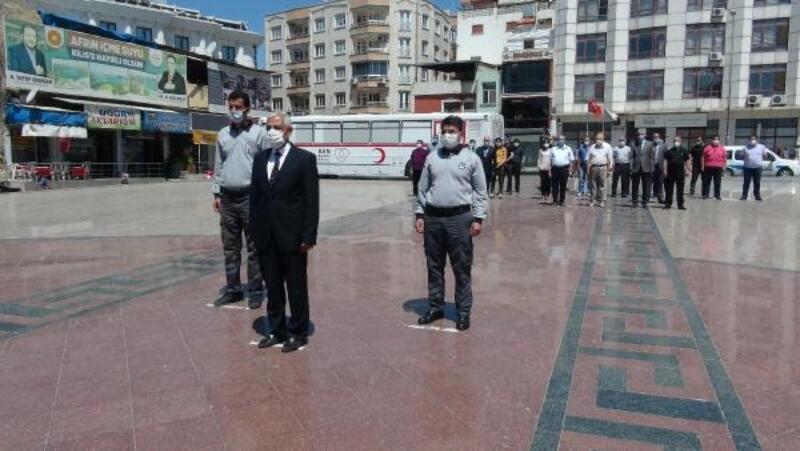 Kilis'te, Sosyal Güvenlik Haftası kutlanıyor