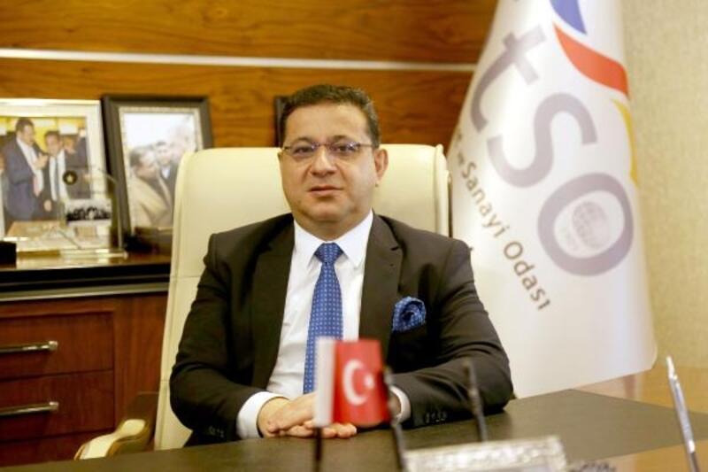 STSO'dan Cumhurbaşkanı Erdoğan'a destek teşekkürü
