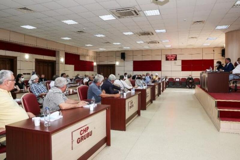 Yüreğir Belediye Meclisi'nden İsrail'e kınama