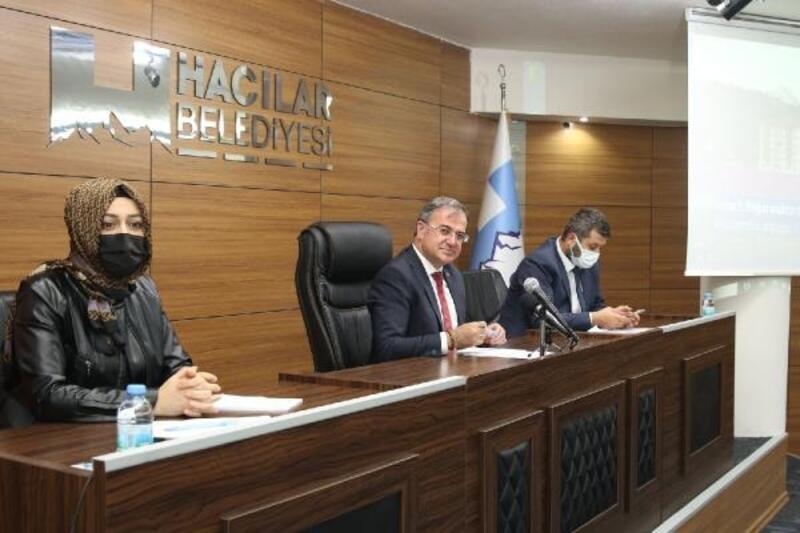 Hacılar Belediye Meclisi'nden İsrail'e tepki