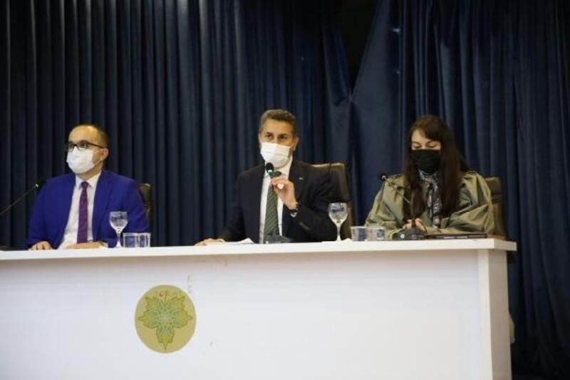 Tokat Belediye Meclisi'nden İsail'e kınama