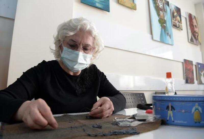 OSMEK ev hanımlarına iş imkanı sağlıyor
