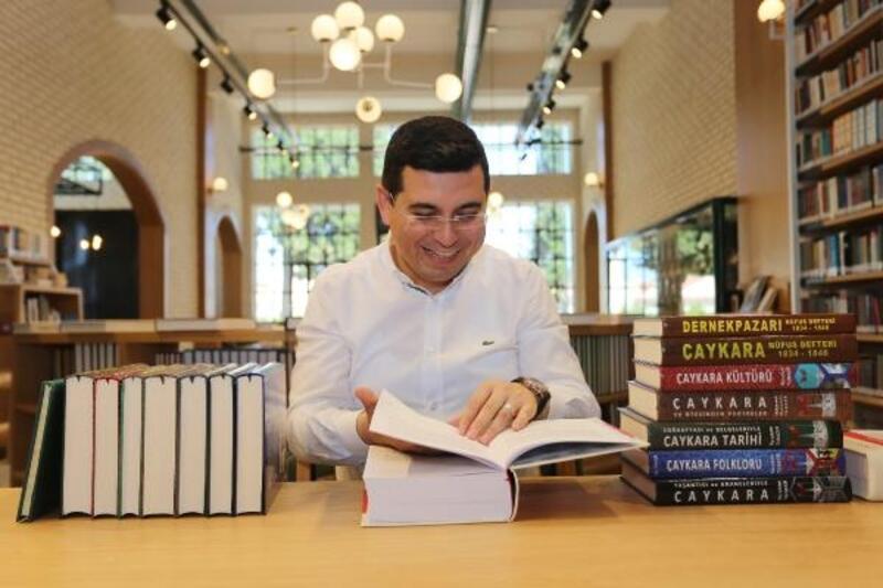 Cemil Meriç Kütüphanesi kapılarını açıyor