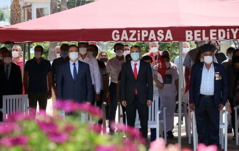 Gazipaşa'da 19 Mayıs