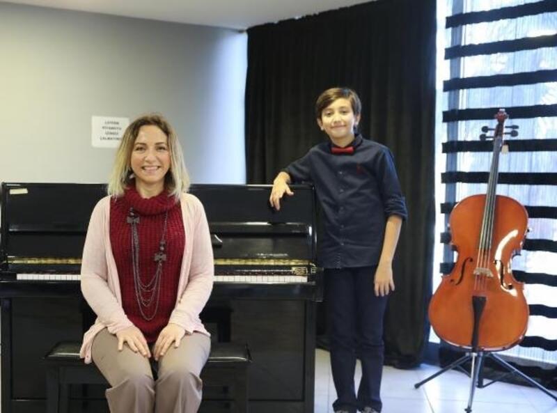 Kızılçullu'nun gençlerine İtalya'dan bilim ve sanat ödülü