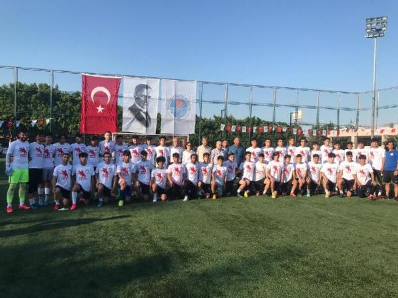 Büyükşehir, 19 Mayıs'ta dostluk için futbol müsabakaları düzenledi