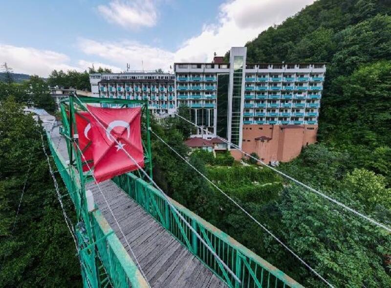 Oylat'ta oteller yeniden açılıyor