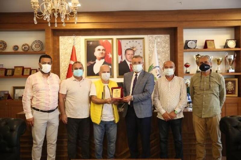 Serik Belediyespor'da Korukır dönemi sona erdi