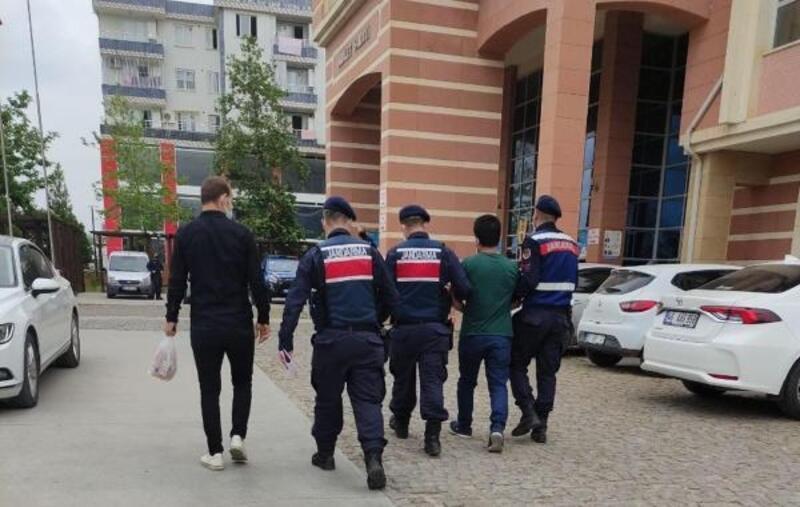 Kesinleşmiş 8 yıl hapis cezası olan firari, JASAT tarafından yakalandı