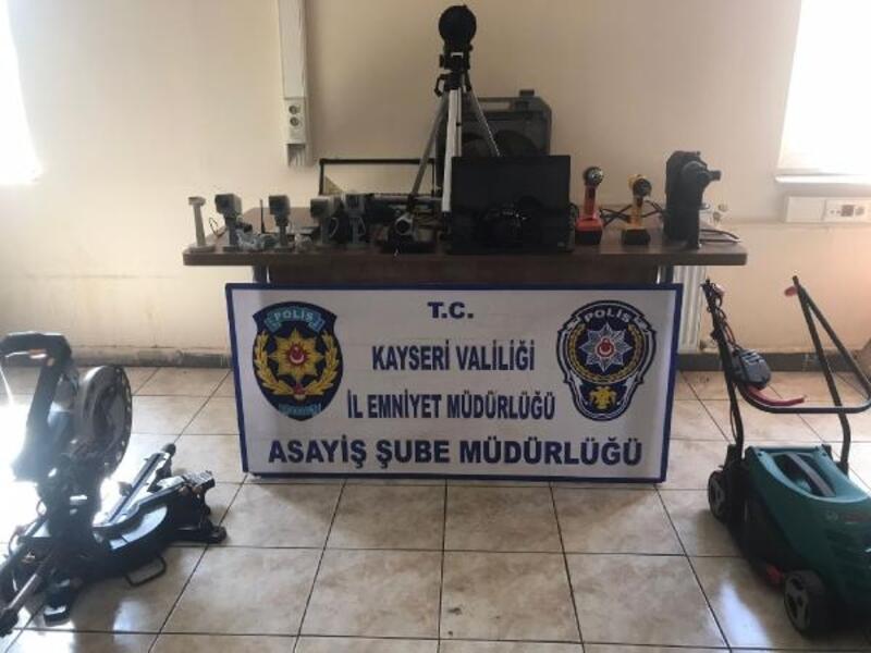 Kayseri polisinden 'huzur güven uygulaması'