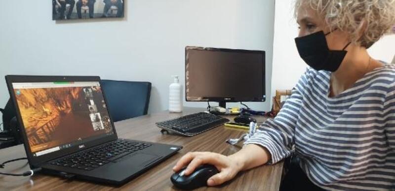 'VR Mersin' ile kentin tarihi ve turistik yerlerine sanal tur