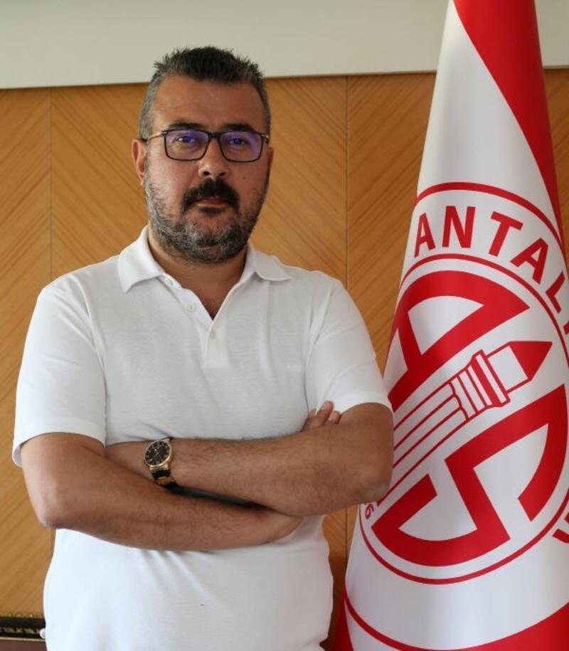 Antalyaspor'dan Akıncıoğlu açıklaması