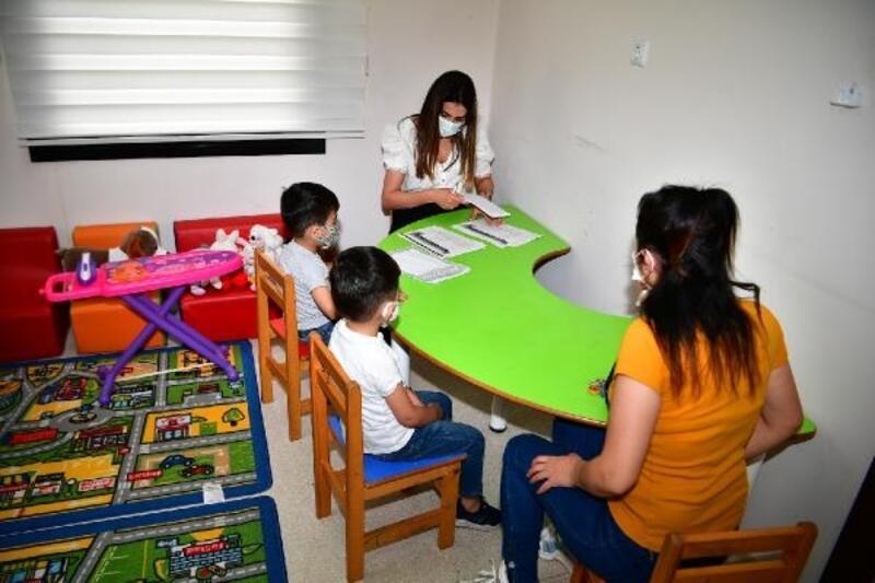 Çukurova Belediyesi'nden çocuklara oyun terapisi