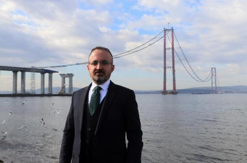 AK Partili Turan'dan Gelibolu'ya doğalgaz müjdesi