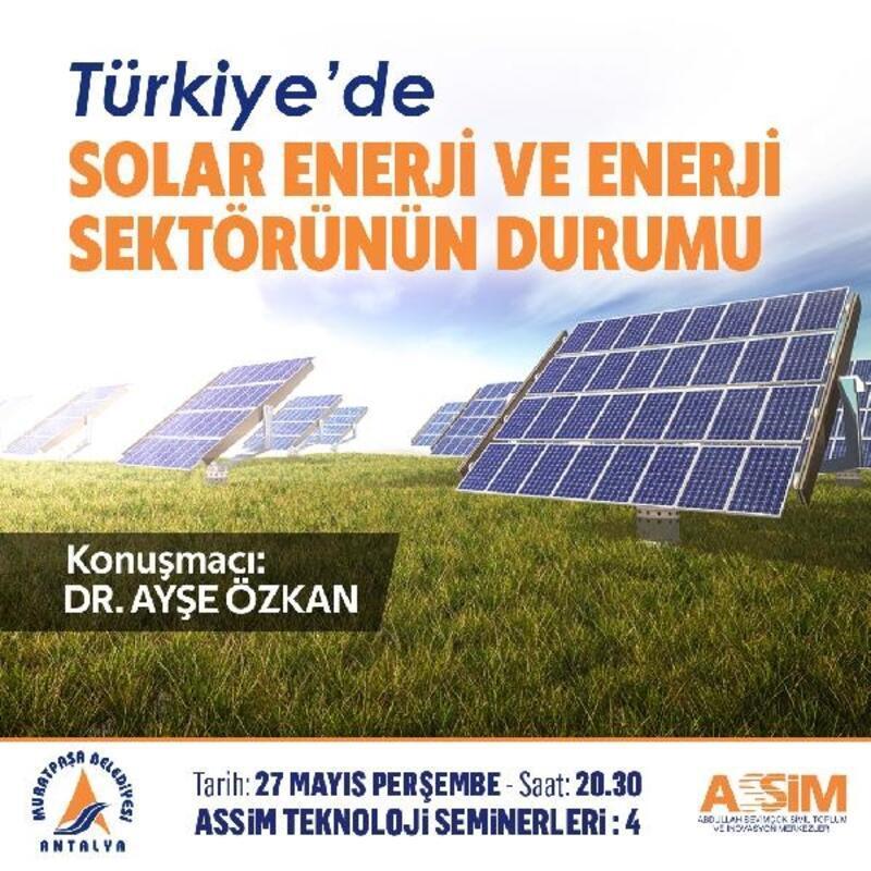 ASSİM'de enerji sektörü konuşulacak