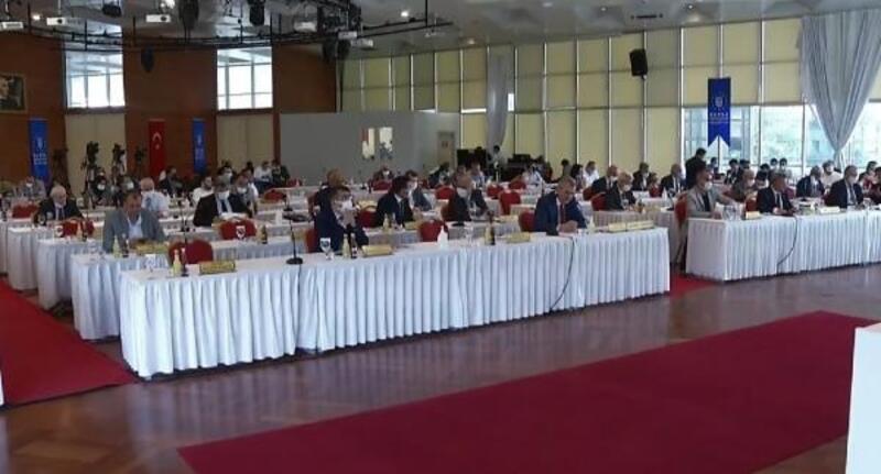 Bursa Büyükşehir Belediye Meclisi'nden İsrail'e ortak kınama