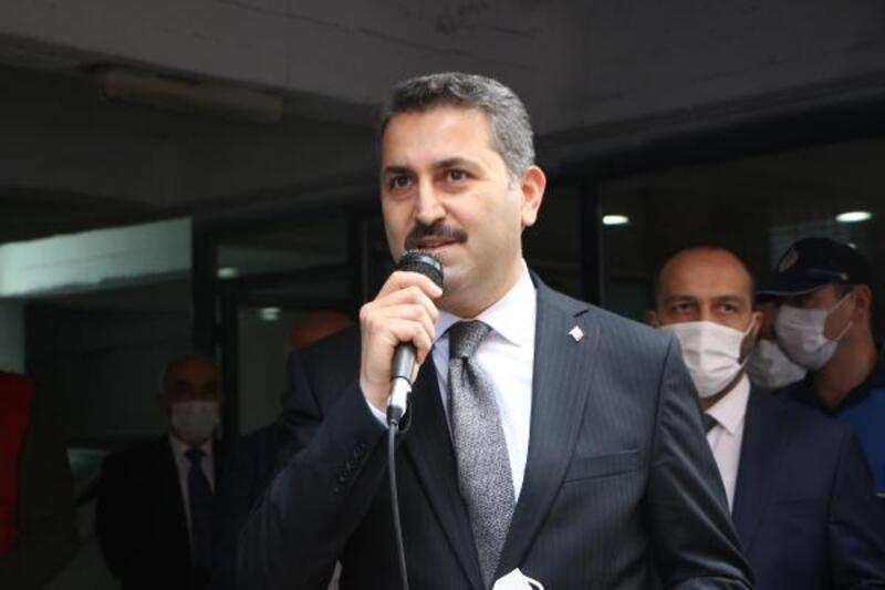 Tokat'ta katlı otopark 11 yıl sonra yeniden hizmete açıldı