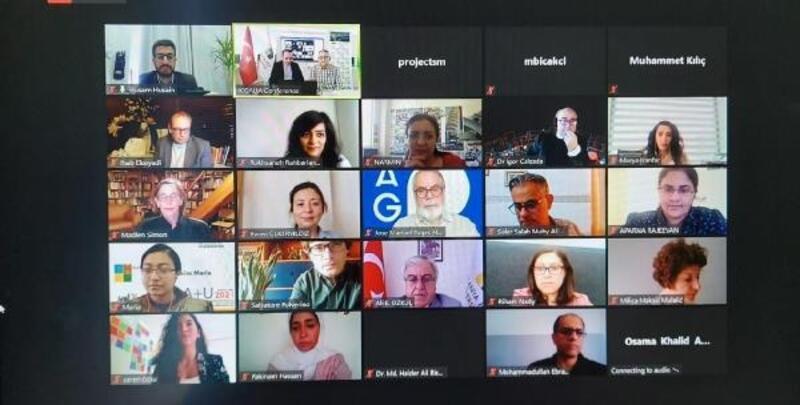 35 ülkeden 400 akademisyen, mimarlık ve şehirciliği konuştu