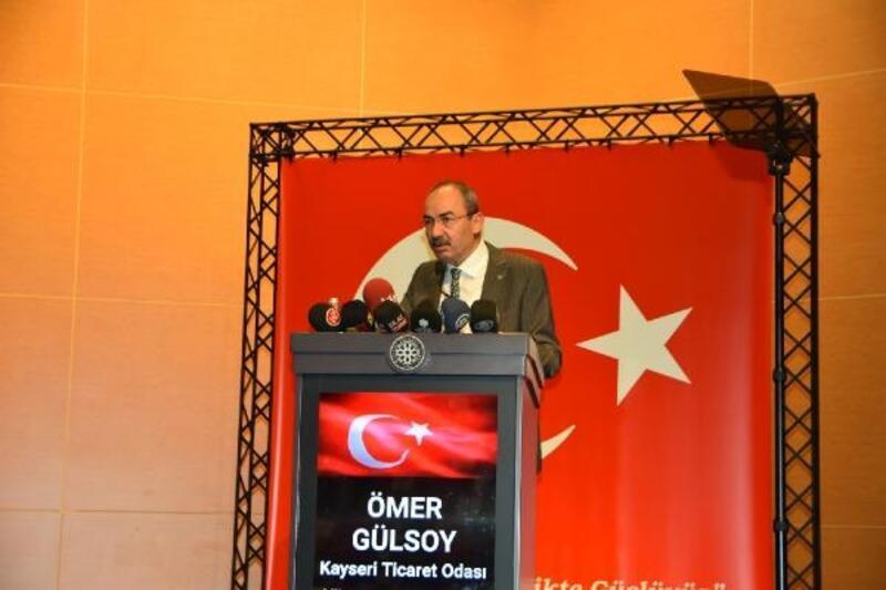 KTO Başkanı Gülsoy: İyileşme trendine gireceğimizi umut ediyoruz