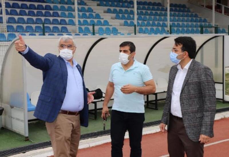 Gazi Atatürk Stadı yenilenecek
