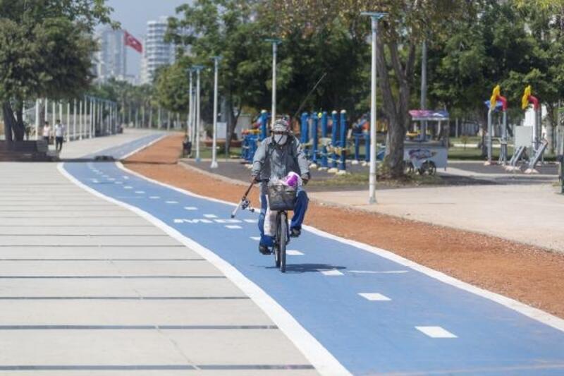 Mersin'de bisikletli ulaşım öne çıkacak