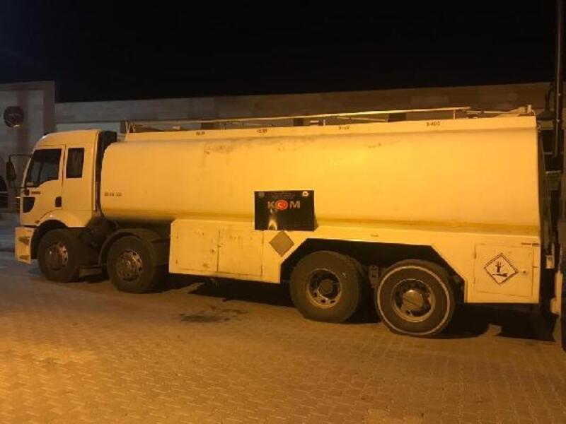 Malatya'da 26 bin 750 litre kaçak mazot ele geçirildi