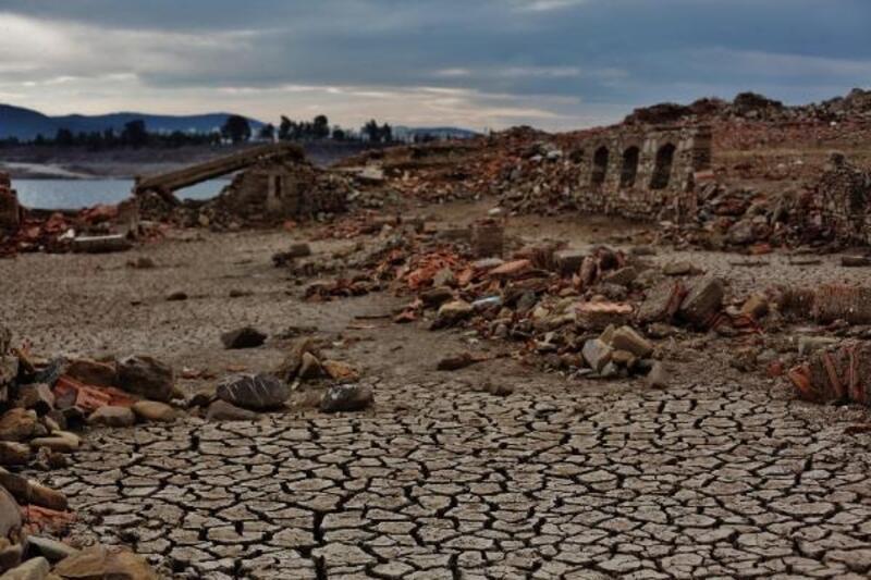 """Muğla'da """"kuraklık tehlikeli seviyede"""" uyarısı"""