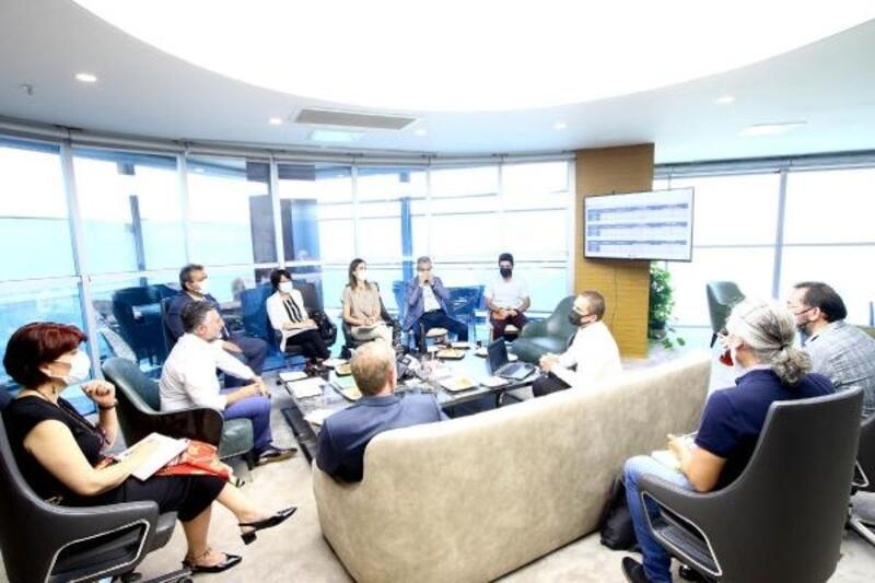 Büyükşehir'in Bayraklı'ya teleferik projesi