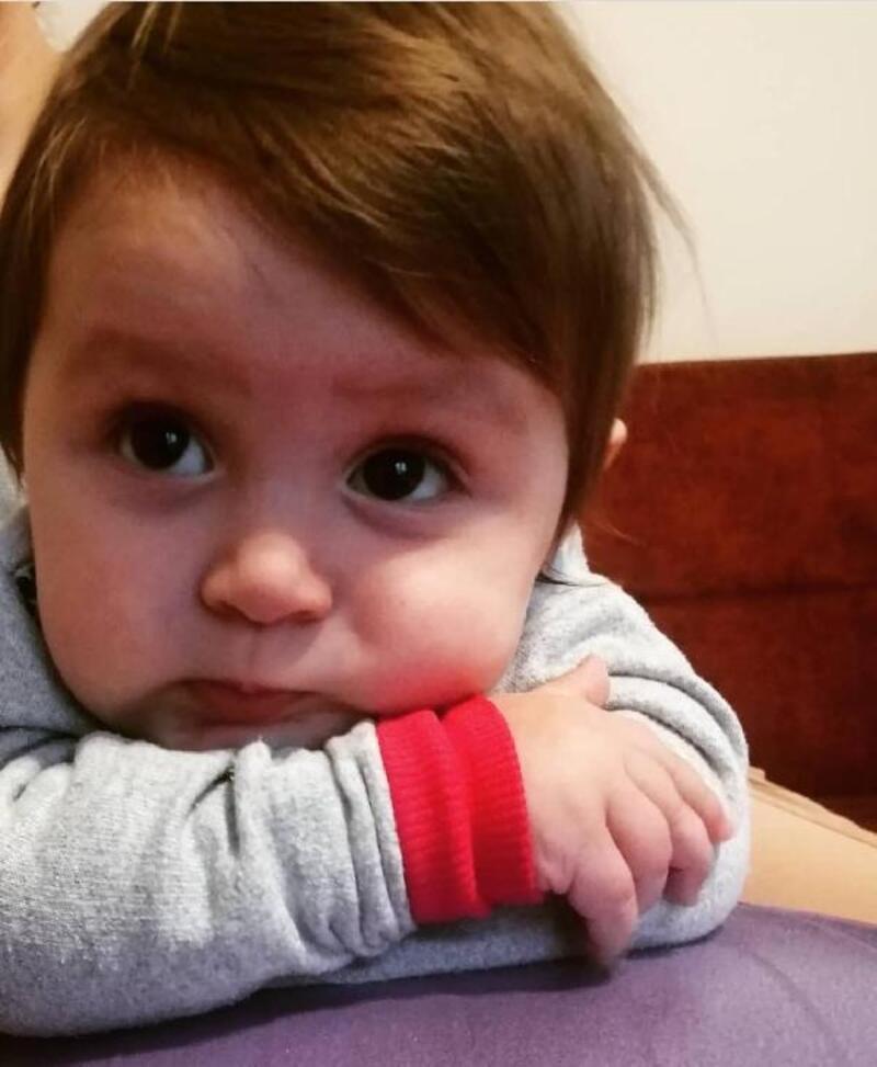 SMA hastası Fatıma Zehra'nın tedavi umudu