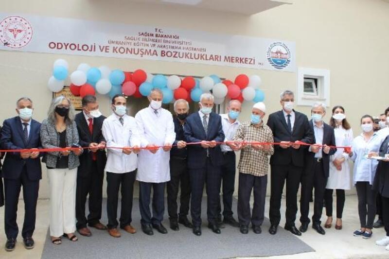 SBÜ Ümraniye Eğitim ve Araştırma Hastanesi'ne yeni merkez