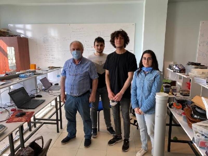 Trakya Üniversitesi roket takımı, TEKNOFEST'e hazır