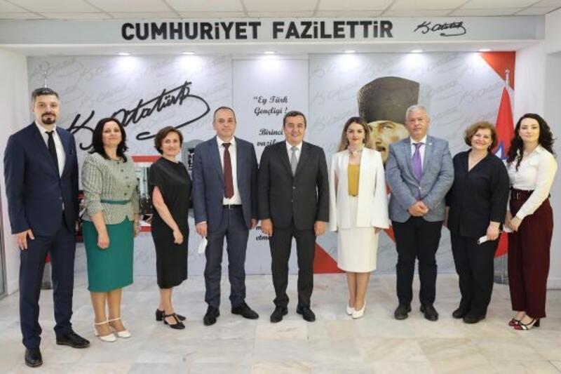 Konak ve kardeş şehri Prizren, AB projelerinde birlikte çalışacak