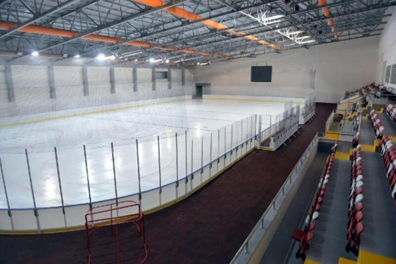 Süleymanpaşa'da, Buz Sporları Merkezi kuruluyor