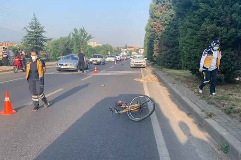 Manisa'da trafik kazası:1 ölü