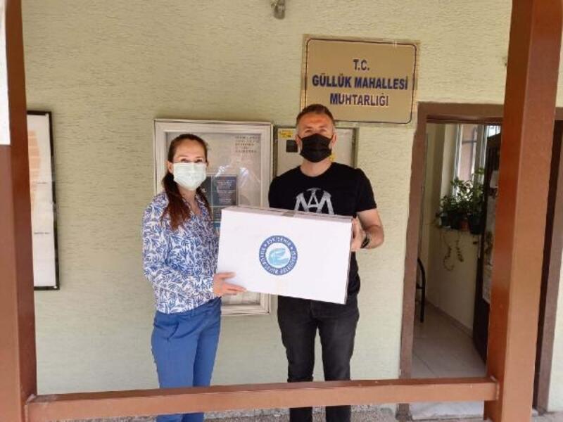 Eskişehir Büyükşehir Belediyesi, erzak desteğine devam ediyor