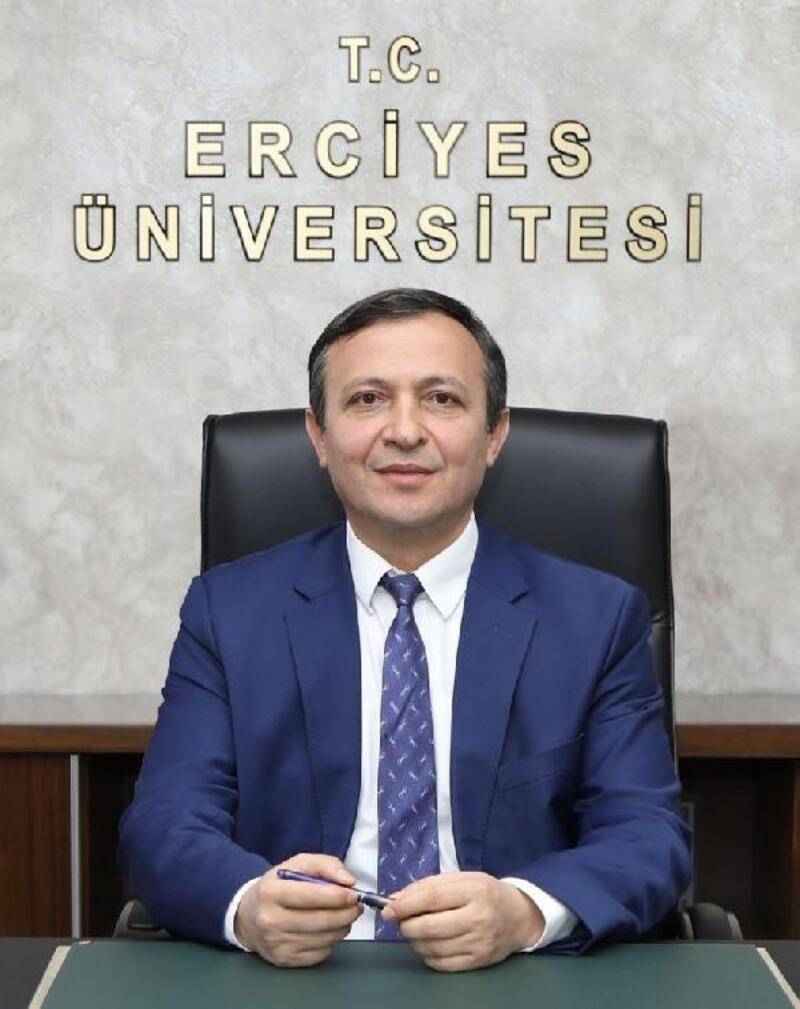 ERÜ Rektörü Çalış, ÜAK yönetim kurulu üyeliğine seçildi