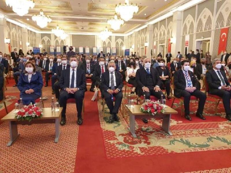 Başkan Büyükkılıç, TBB'de yeniden encümen üyesi seçildi