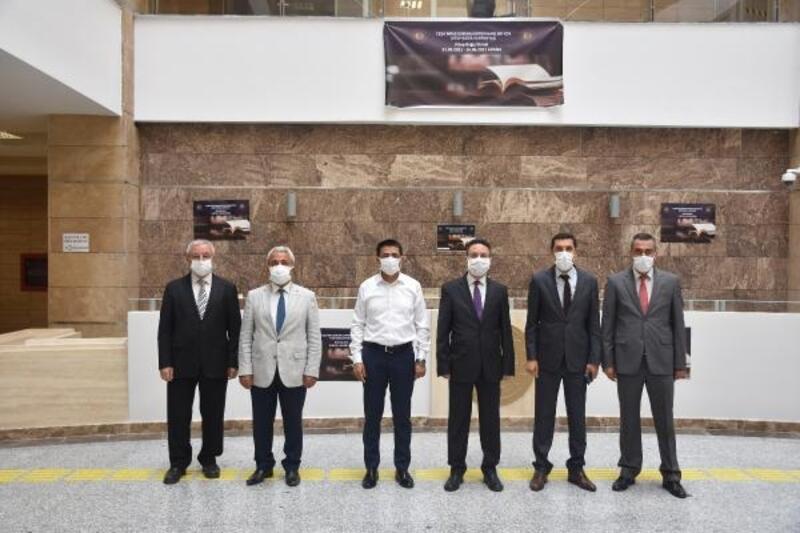 Adana'da ceza infaz kurumu kütüphaneleri için kitap bağış kampanyası başladı